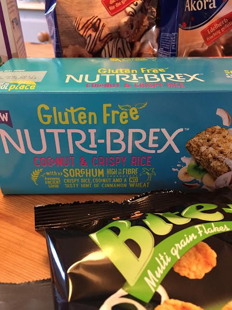 Gluten Free Nutri-Brex cereal