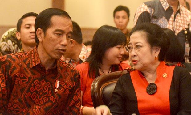 Beredar Video Jokowi dan Megawati soal Tabok-Menabok, Pangi: Bisa Gerus Diri Sendiri