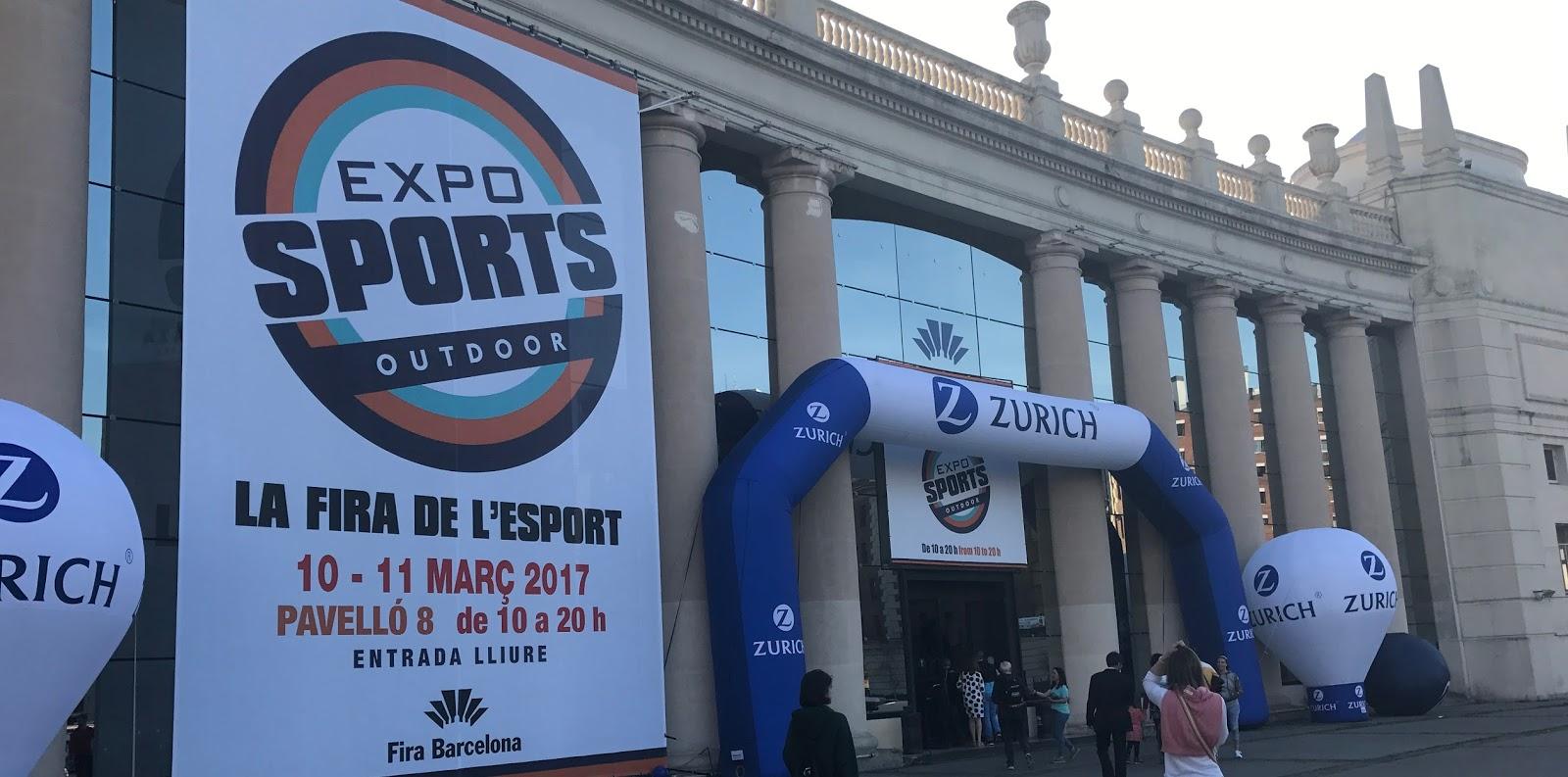 Expo Sports -  Zurich Marató de Barcelona 2017