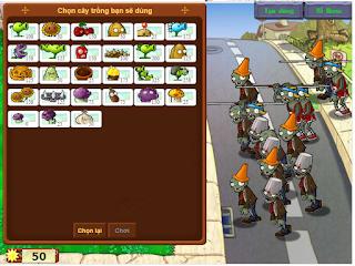Game Hoa Quả Nổi Giận 3 - Plants vs Zombies 3 f