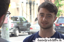 """Updated(3): MTV News: Daniel Radcliffe about Robin rumors """"It was just another flipping thing I said"""""""