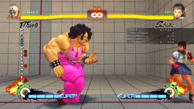 Ultra Street Fighter 4 PC Games Screenshots