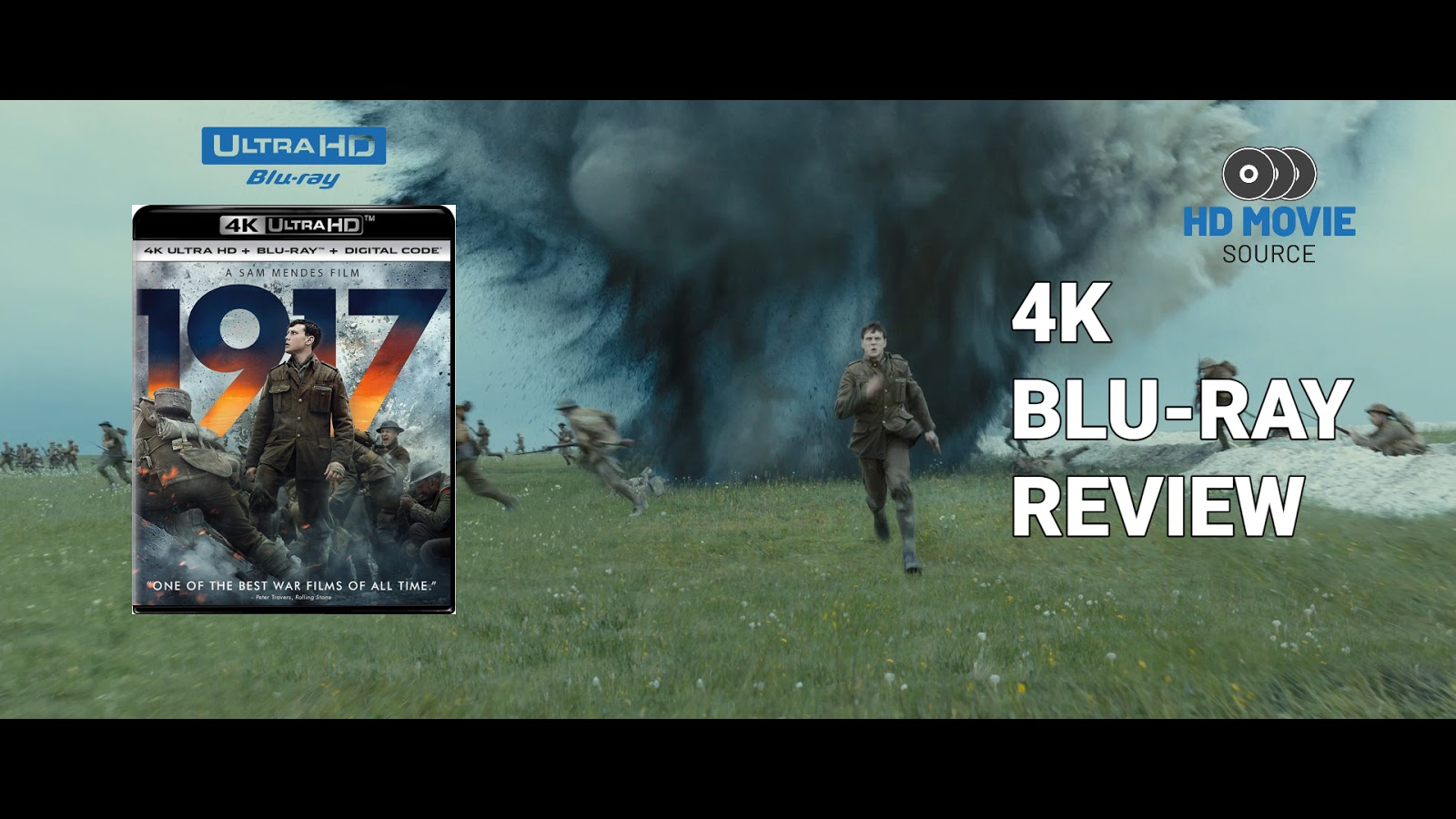 1917 4k 2019 Ultra Hd Blu Ray Review The Basics