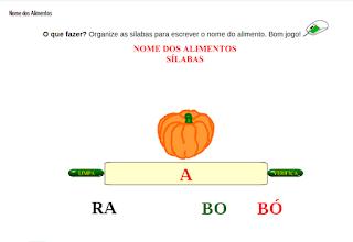 http://www.jogosdaescola.com.br/play/index.php/escrita/244-nome-dos-alimentos