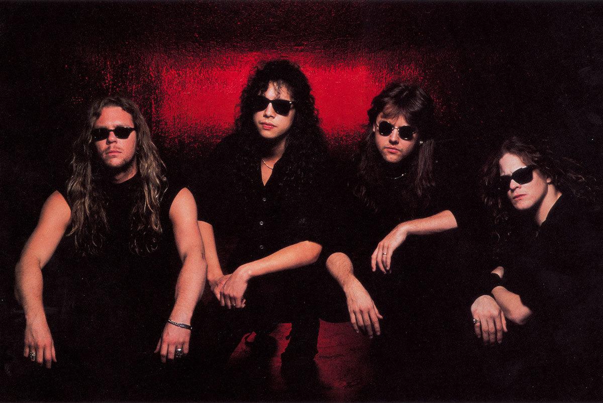 VIDEO Metallica Stream 1989 Live Performance Of Blackened