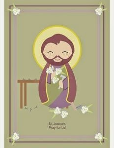 St. Joseph, pray for us!