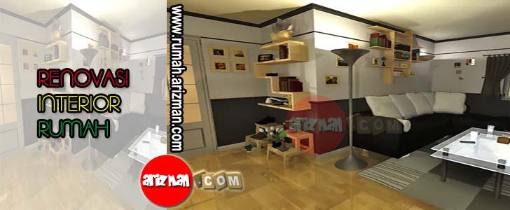 Cara Renovasi Interior Rumah
