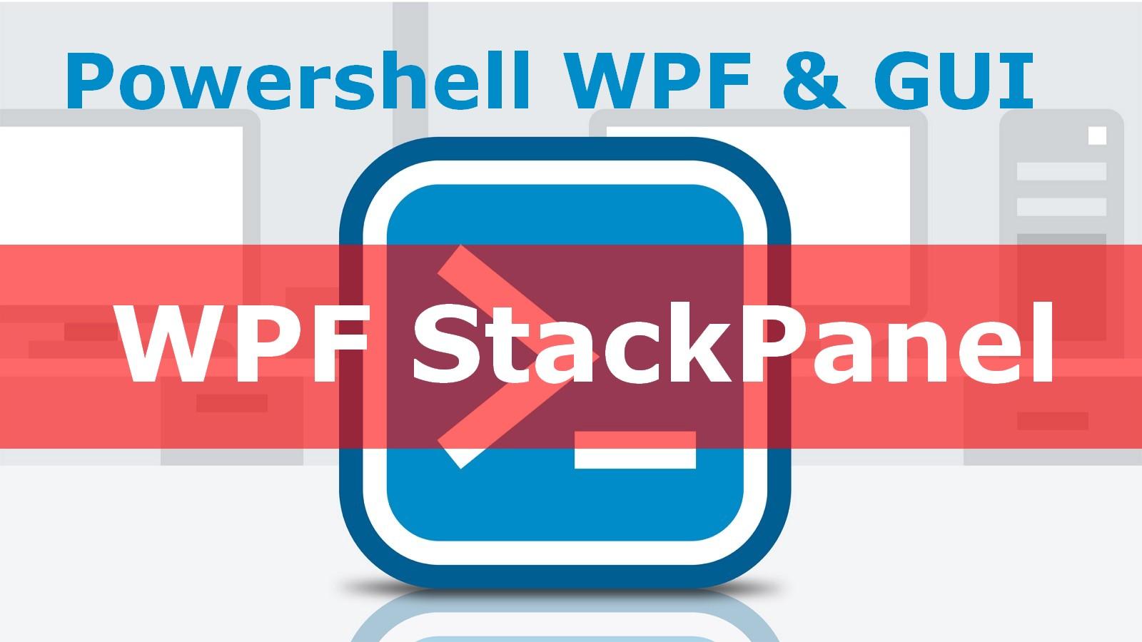 PowerShell-WPF