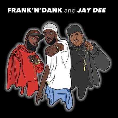 Frank-N-Dank & Jay Dee - The Jay Dee Tapes - Album Download, Itunes Cover, Official Cover, Album CD Cover Art, Tracklist