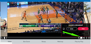 NBA League Pass-Choose Broadcast