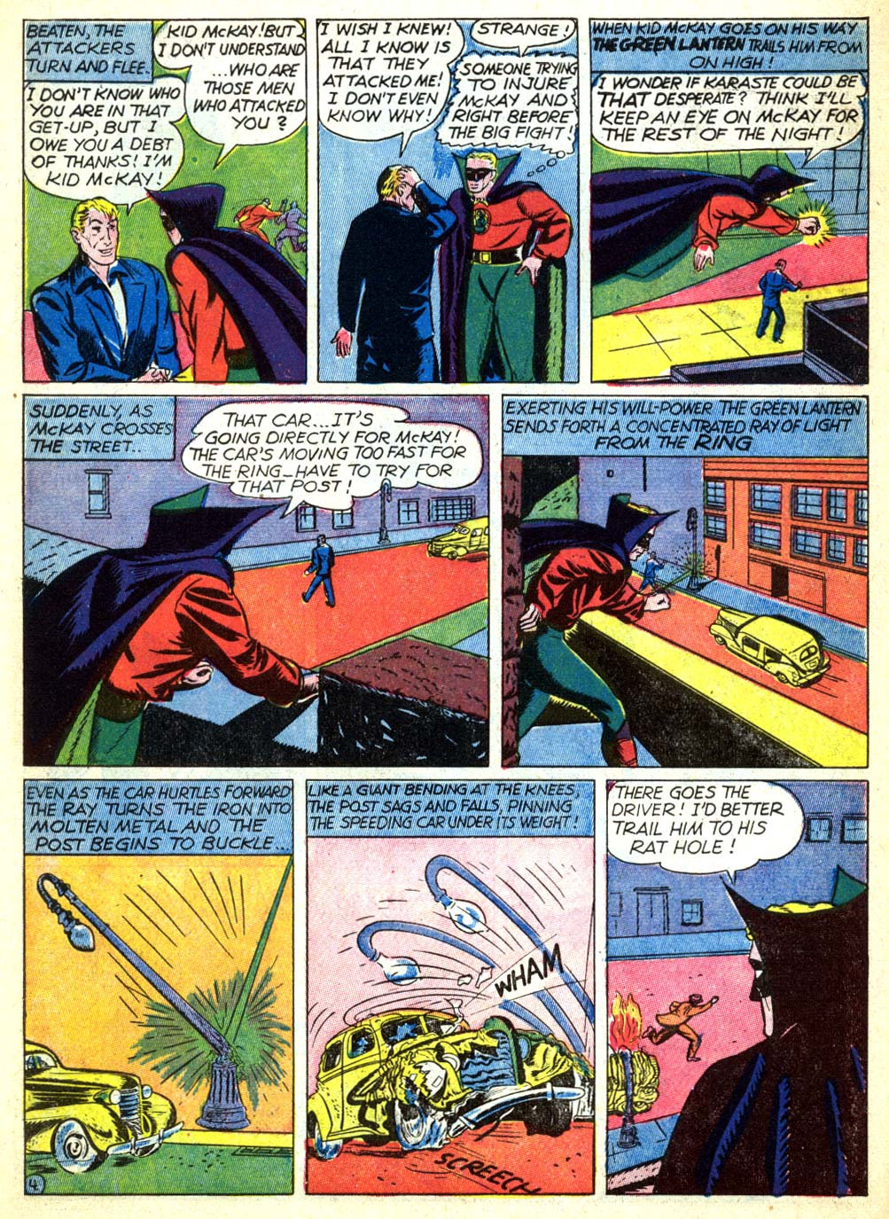 Read online All-American Comics (1939) comic -  Issue #22 - 6