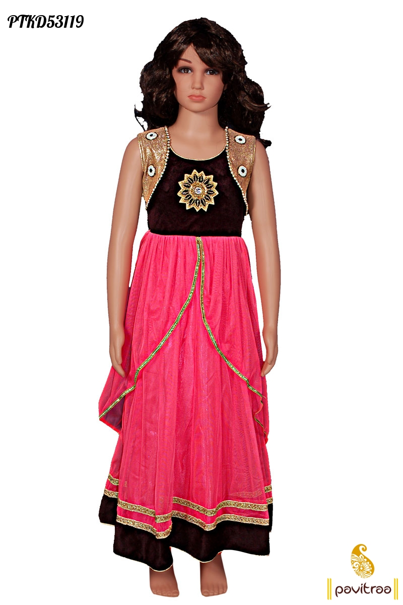 Women Clothing Online Store Kids Wear Baby Girls Indian