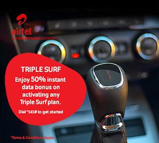 Airtel-triple-surf-offer-get-100%-bonus-on-data-purchase-renewals