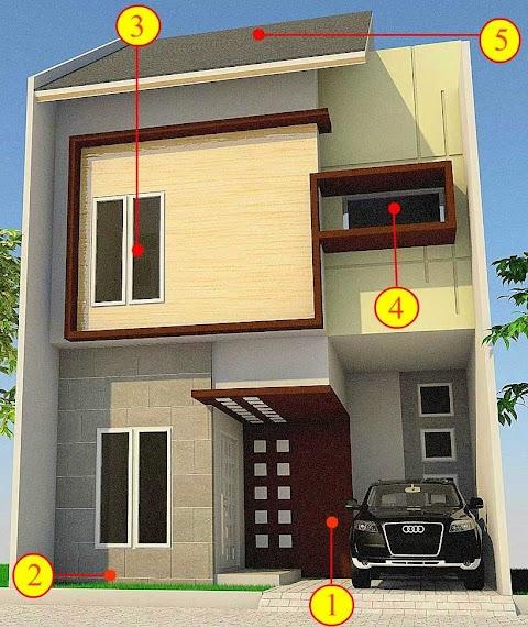 Jasa Arsitektur Rumah di Jakarta Hubungi 082.33333.9949