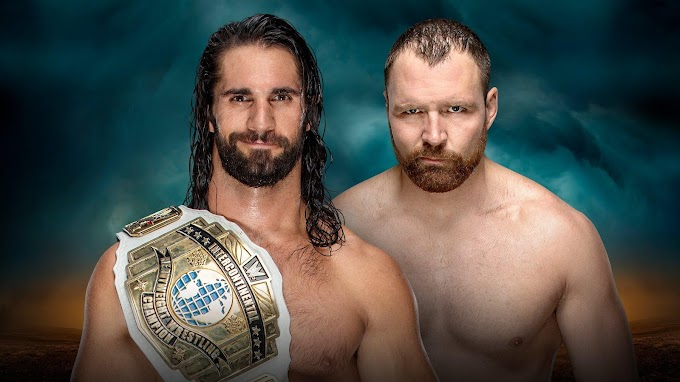 Card final - WWE TLC 2018