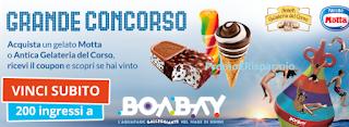 Logo Gioca e vinci 200 ingressi al Parco Boabay di Rimini
