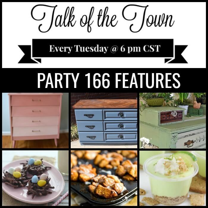 Talk Of The Town Party 166 Features