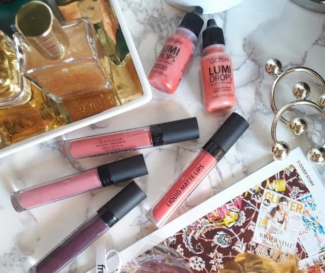 GOSH LUMI DROPS Illuminating Blush της Gosh Copenhagen Cosmetics.