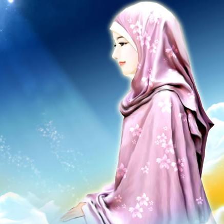 9900 Koleksi Gambar Kartun Muslimah Cantik Dan Anggun Terbaru