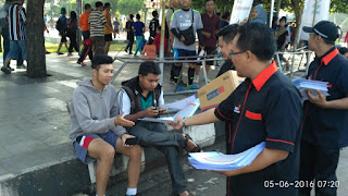 Team lazismu Jember membagikan Jadwal Imsyakiyah Ramadhan 1437 H