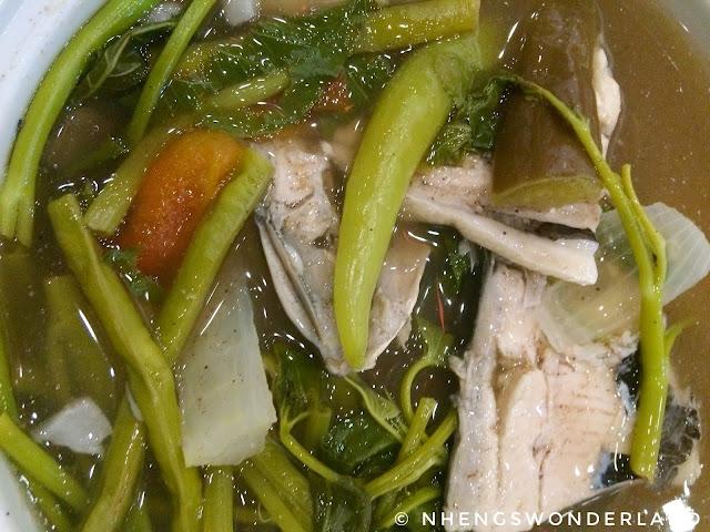 Chicken Deli - Sinigang na Bangus