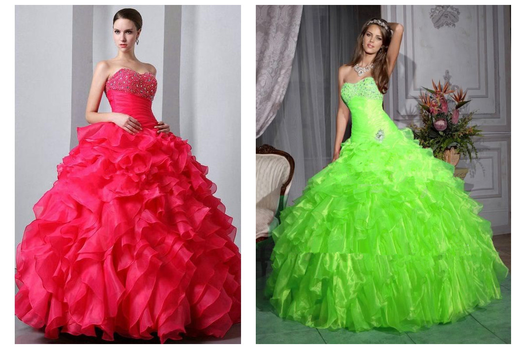how to make a ball gown prom dress