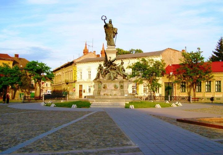 Parcul Reconcilierii Arad