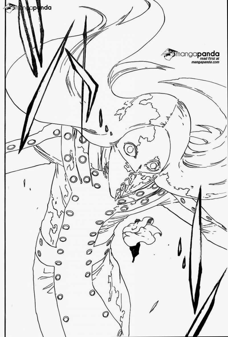 Bleach chapter 567 trang 18