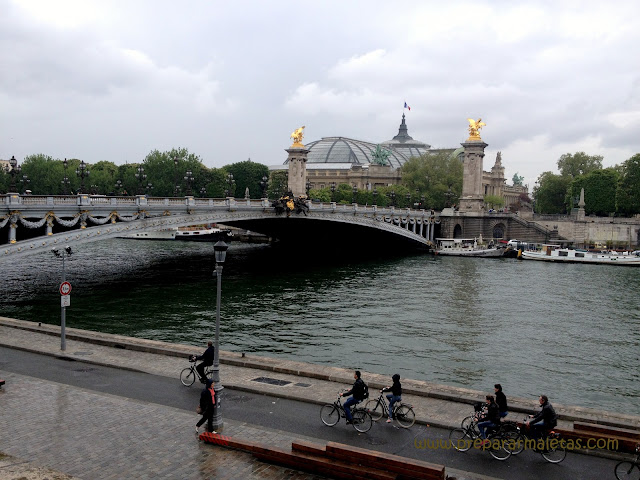 viajar a París, guía