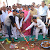 प्रभारी मंत्री सुरेन्द्रसिंह बघेल ने जोबट-नानुपर व्हाया खट्टाली मार्ग का किया भूमिपूजन