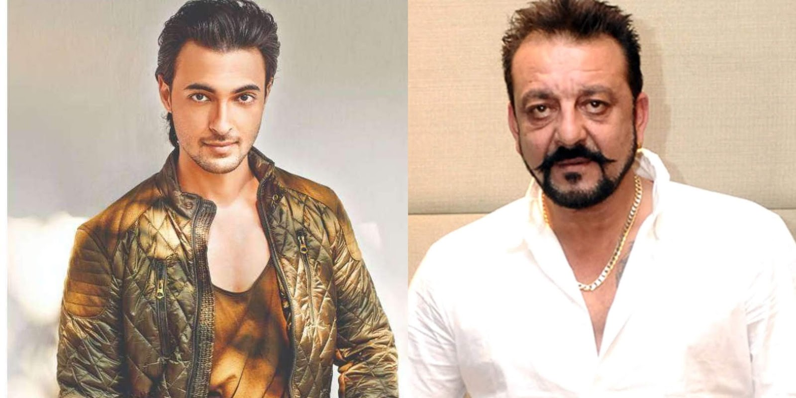 Aayush Sharma Teams Up With Sanjay Dutt For His Next Film!