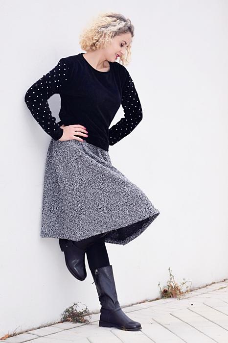 Outfit-falda-punto-gris-3