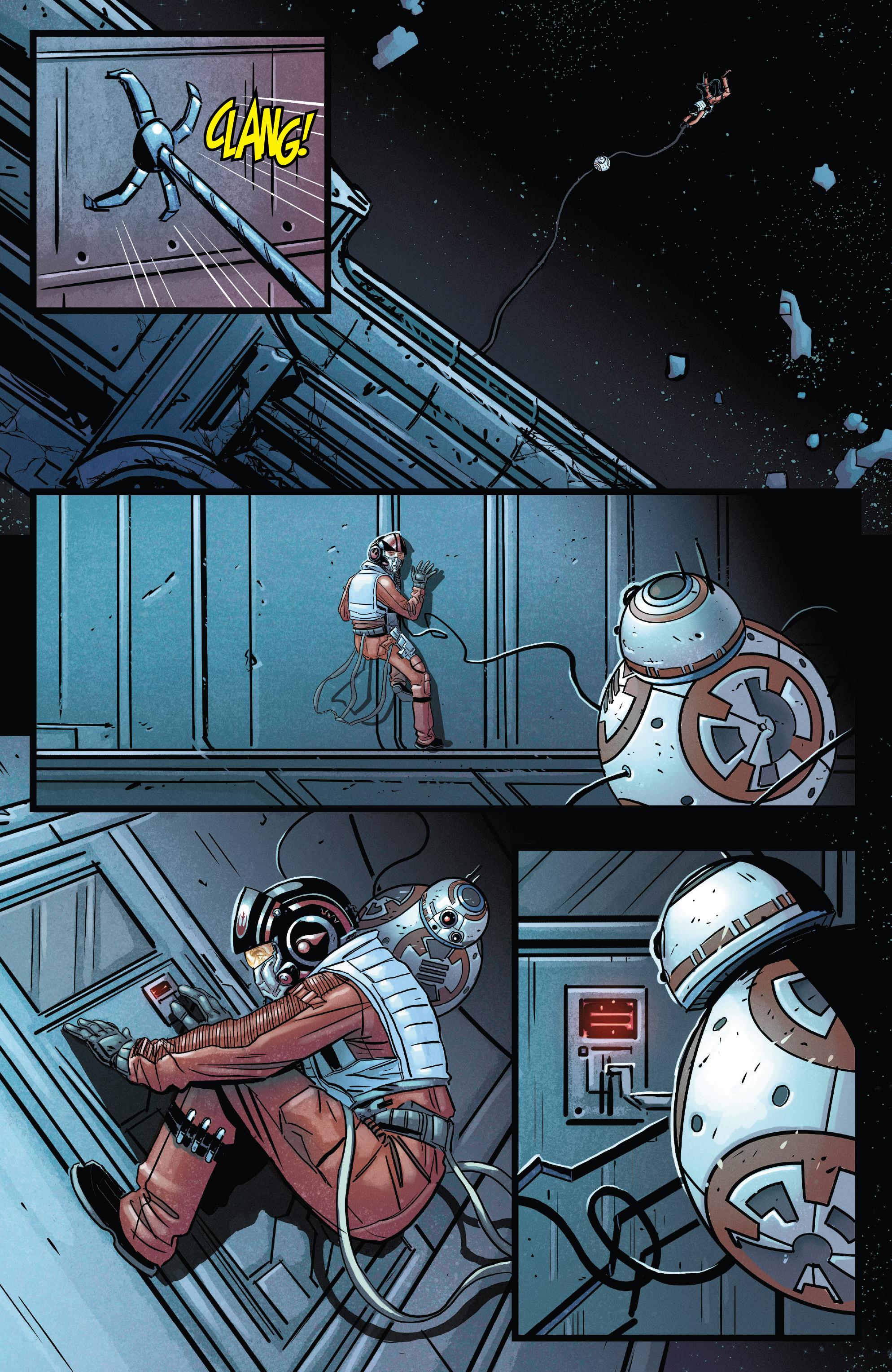 Read online Star Wars: Poe Dameron comic -  Issue # _Annual 1 - 12