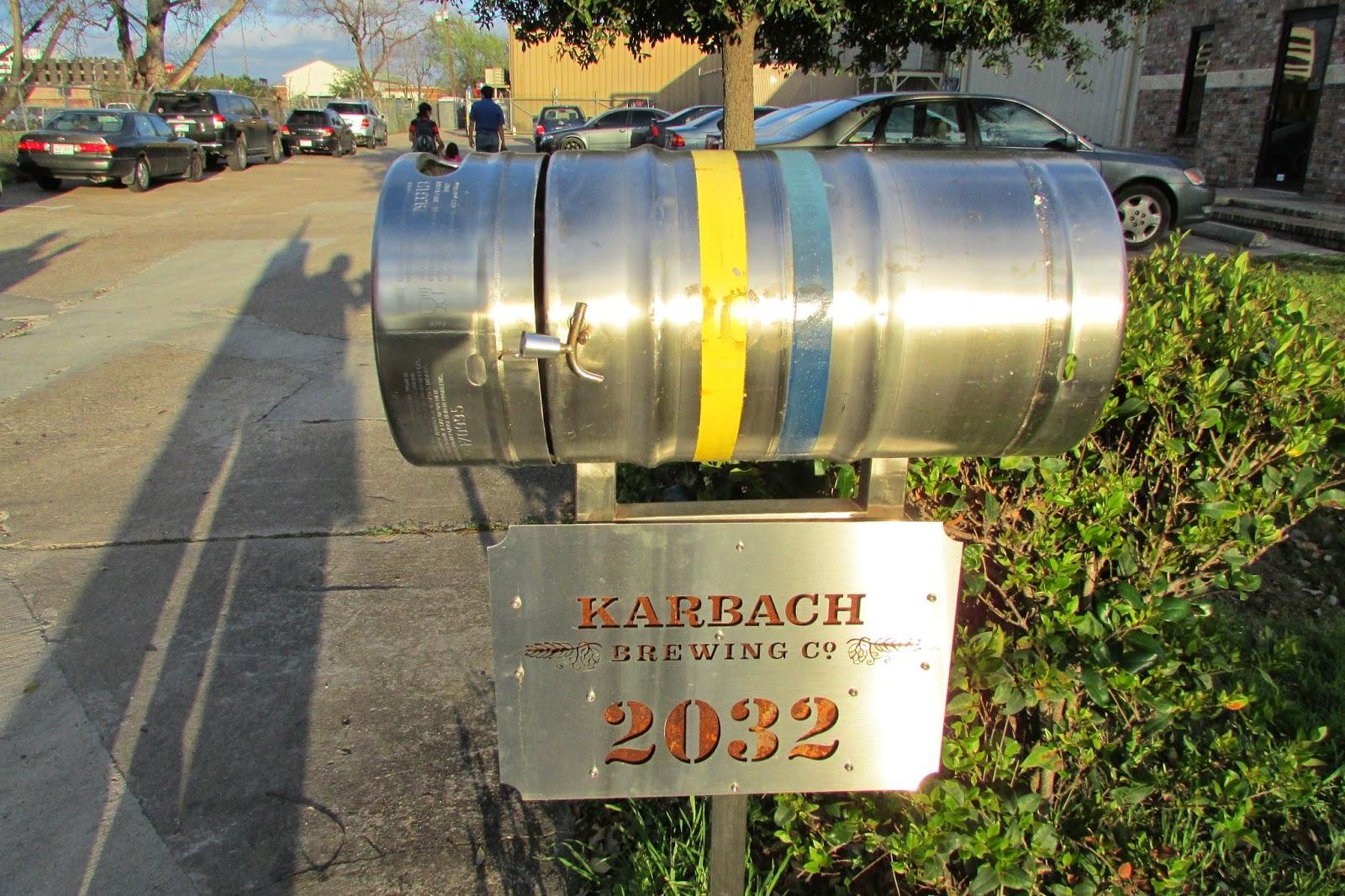 Karbach Houston Tx Esta Cervecer 237 A Creci 243 Bastante