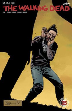 The Walking Dead comic 173 ver online descargar