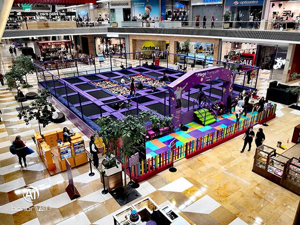 centro-comercial-Fontanar-Mega-trampolines-tendencias