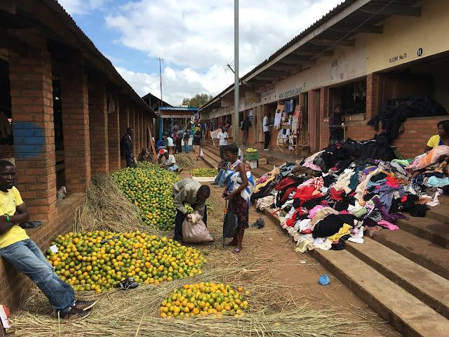 Zomba market - Malawi
