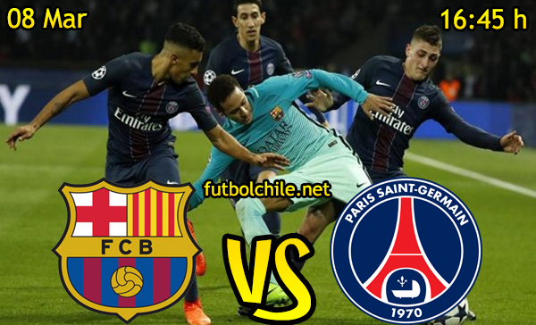 Ver stream hd youtube facebook movil android ios iphone table ipad windows mac linux resultado en vivo, online: Barcelona vs París Saint-Germain