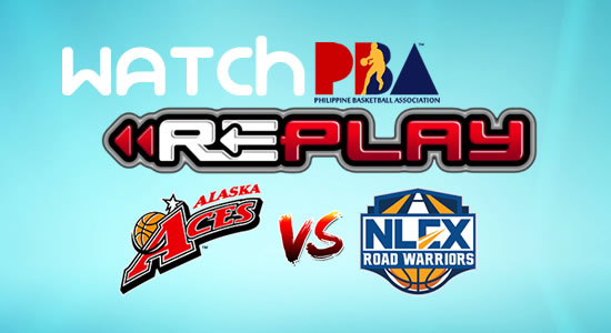 Video List: Alaska vs NLEX game replay February 11, 2018 PBA Philippine Cup