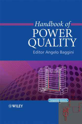 HANDBOOK OF POWER QUALITY FREE eBook DOWNLOAD | Power Quality In