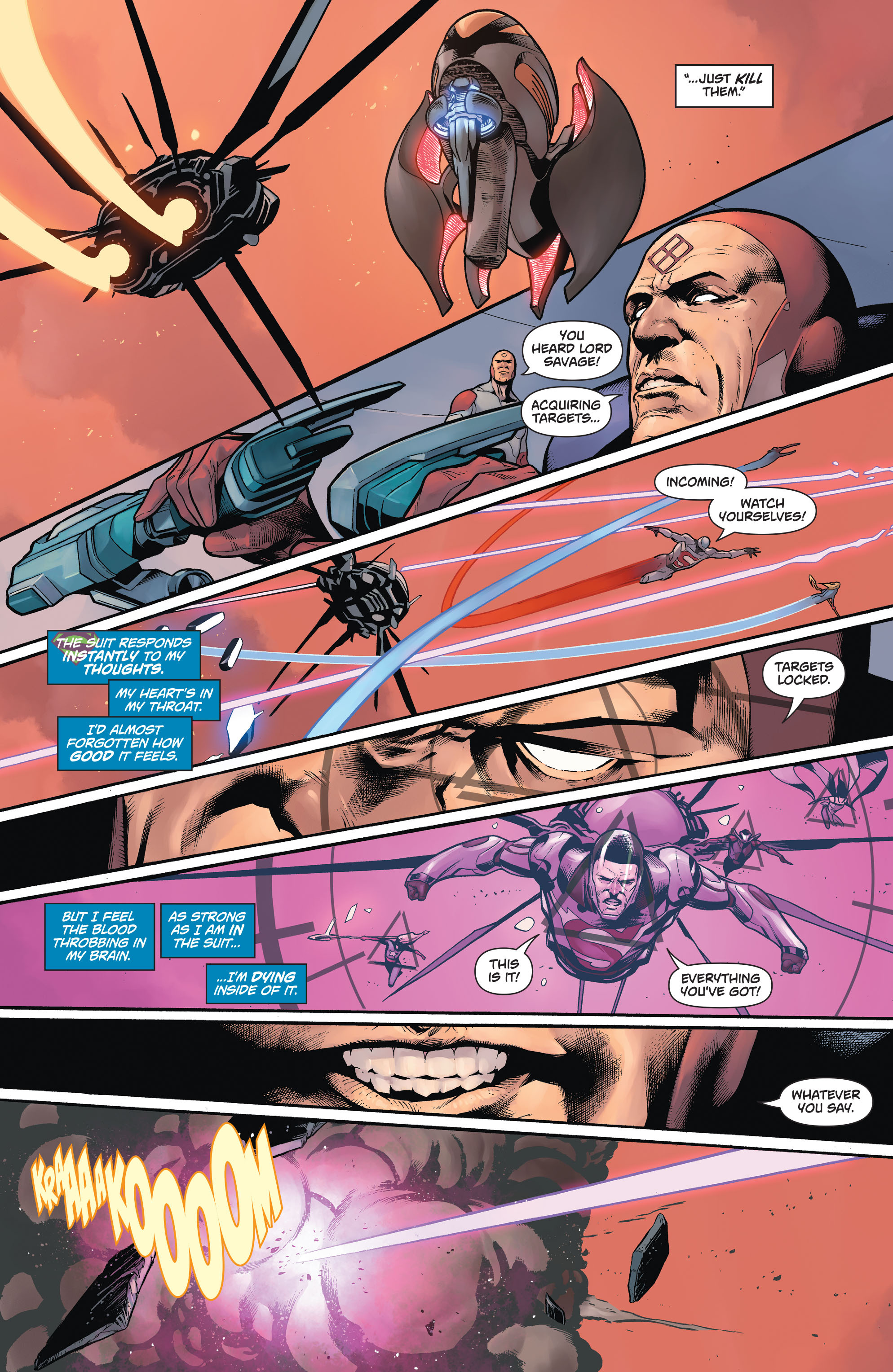 Read online Action Comics (2011) comic -  Issue #48 - 19