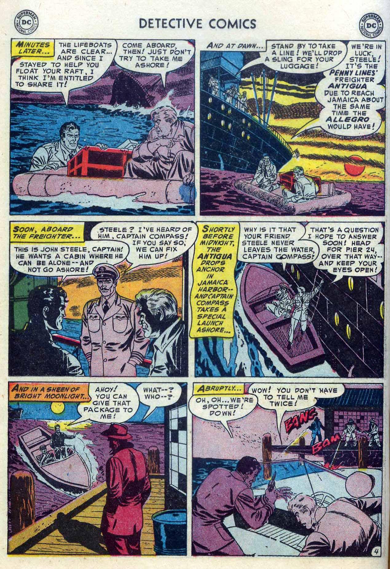 Read online Detective Comics (1937) comic -  Issue #204 - 28