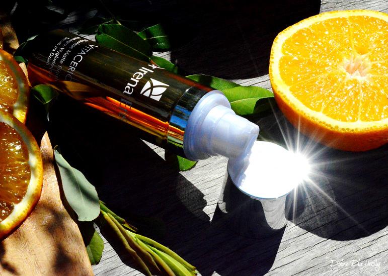 VitaCeric 30+ Matująco-wygładzające serum do twarzy Dr Irena Eris