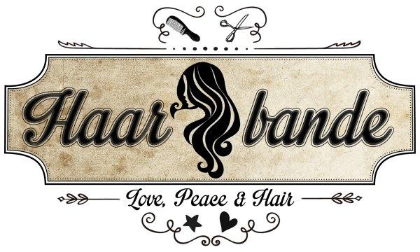 Haarbande - Love, Peace & Hair