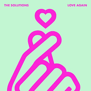 THE SOLUTIONS - Love Again Lirik Lagu