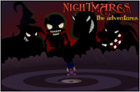 Join Victor on a daring adventure through the land of his #Nightmares as he vanquishes his #demons! #HalloweenGames
