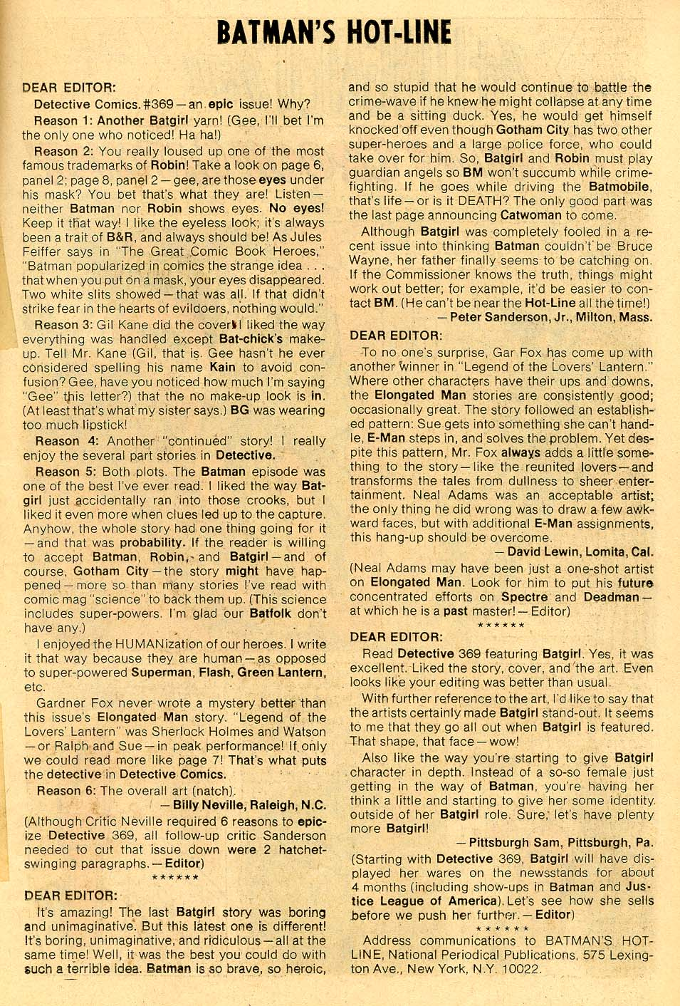 Detective Comics (1937) 374 Page 18
