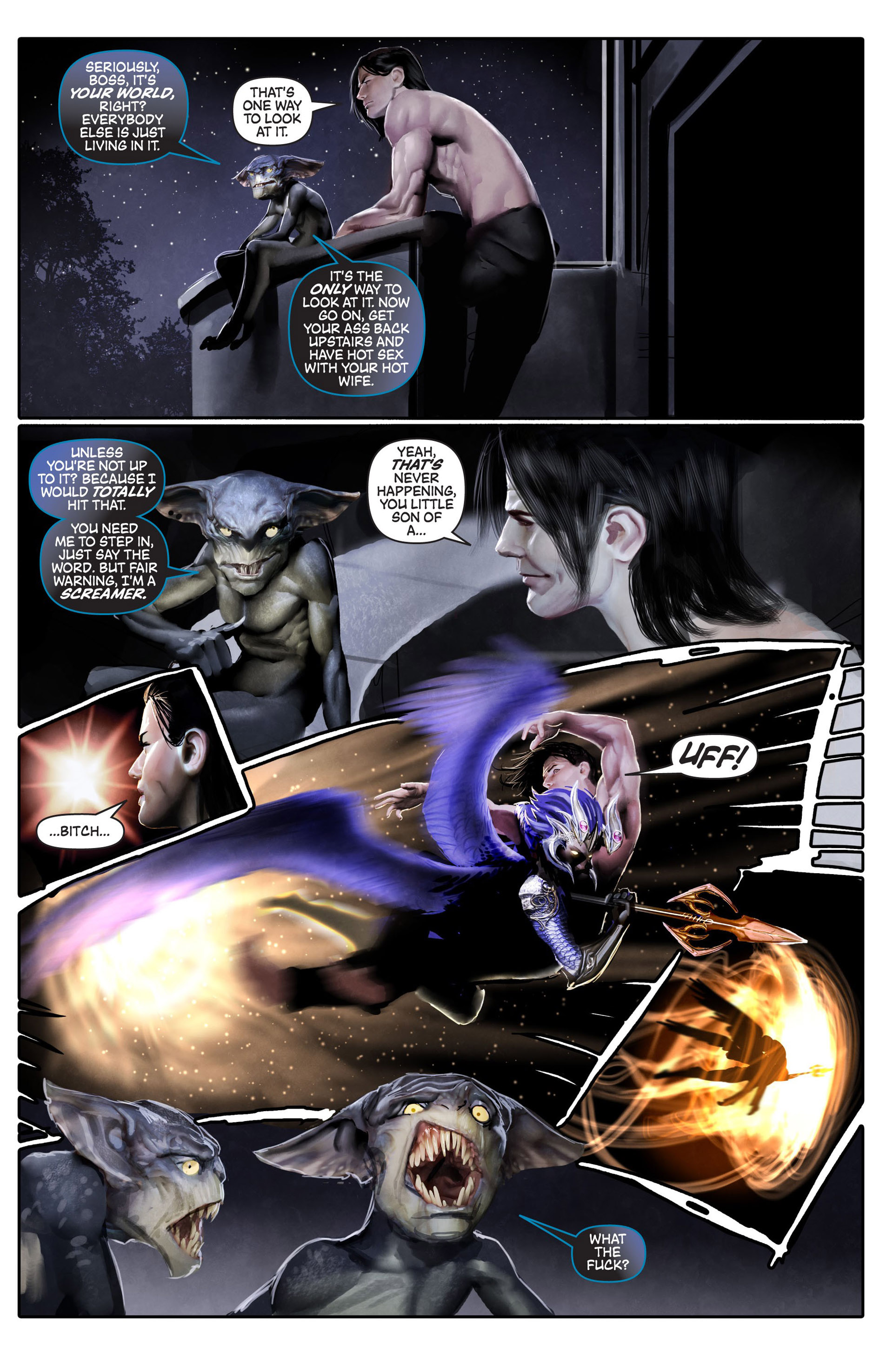Read online Artifacts comic -  Issue #18 - 11