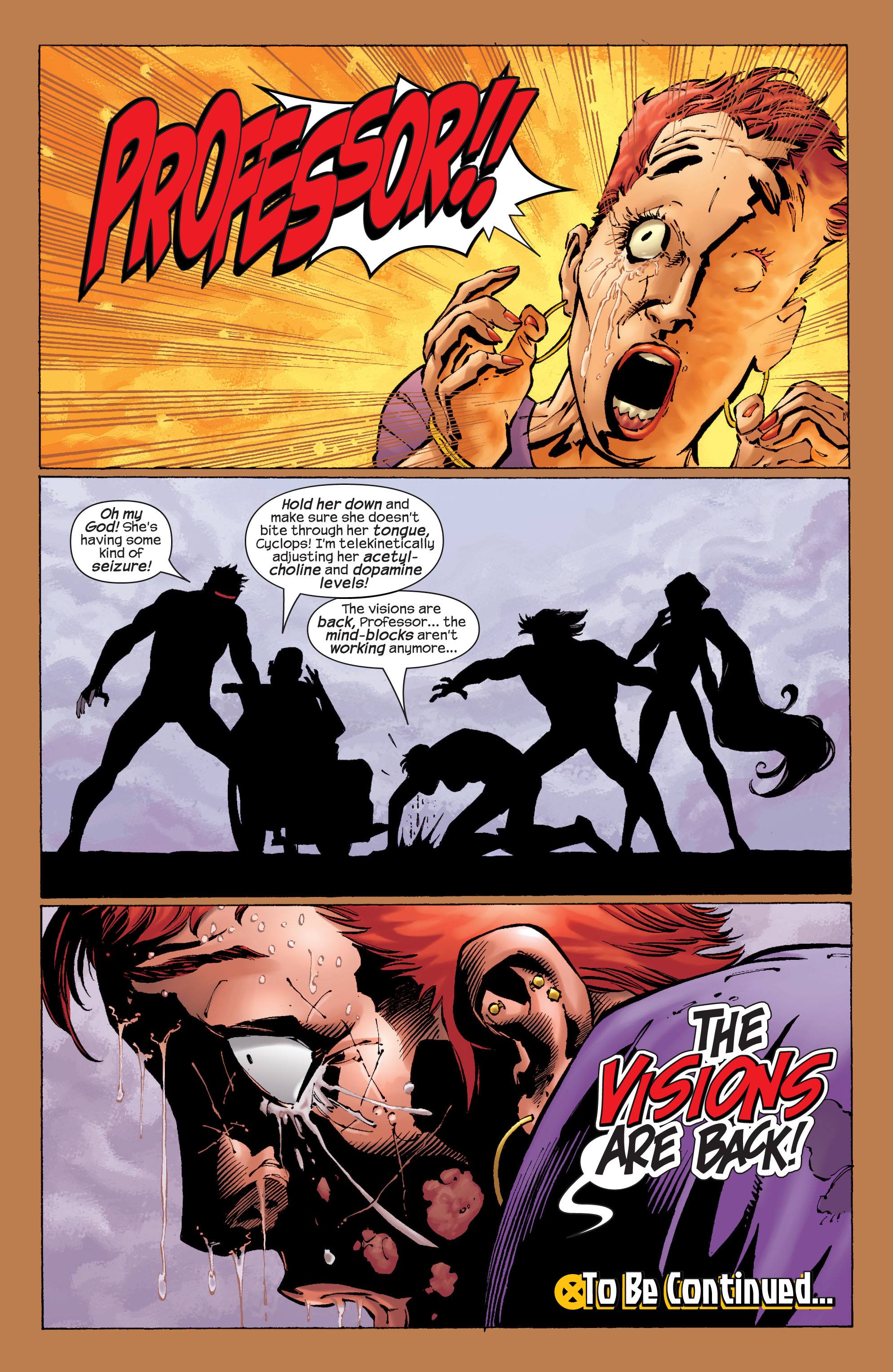 Read online Ultimate X-Men comic -  Issue #21 - 20