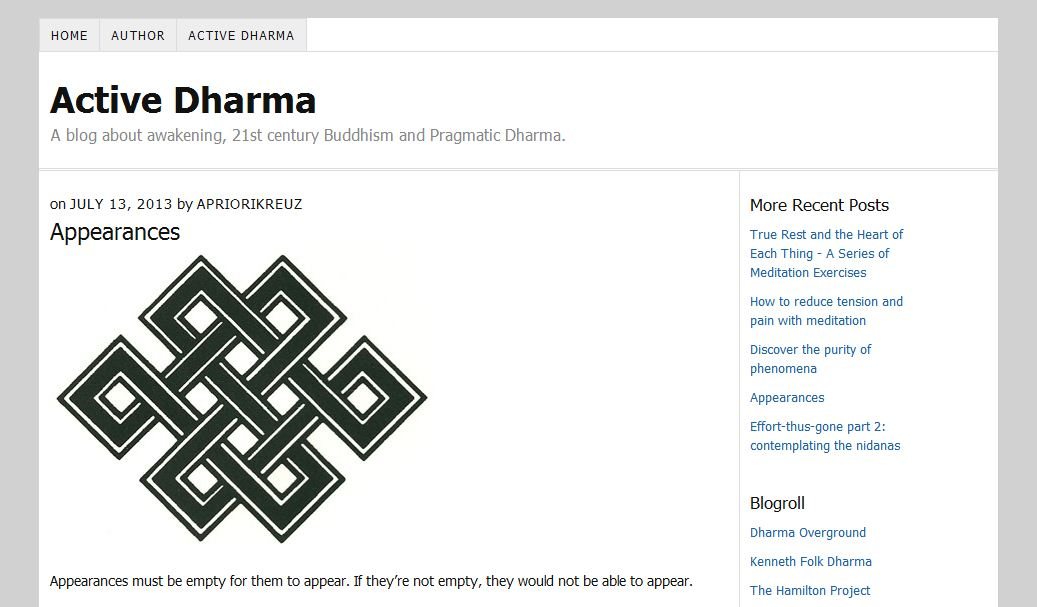 what is the relationship between dharma and karma